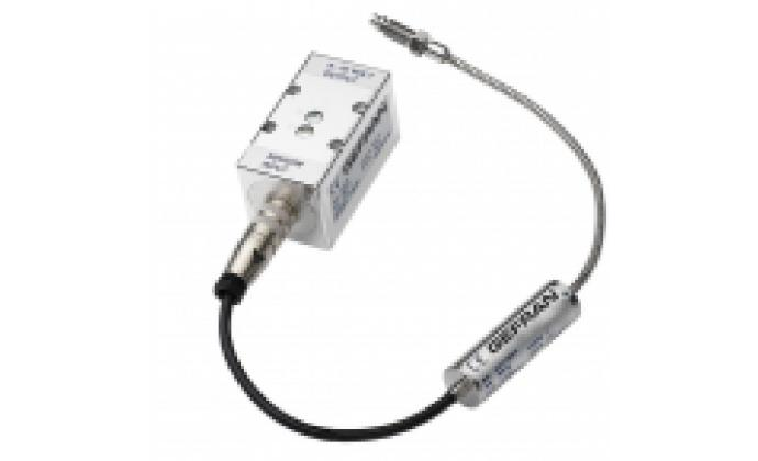 Gefran MJ Injection melt pressure sensor Output 0-10V or CANopen